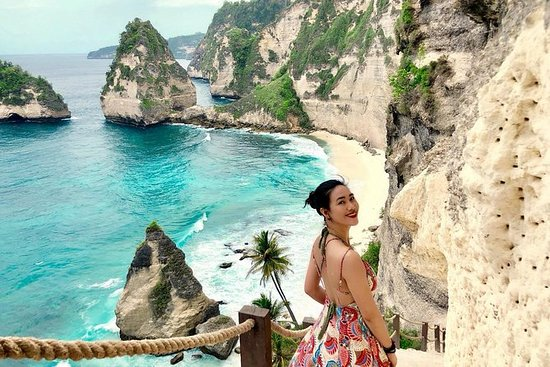 Nusa Penida Instagram Tour: Les lieux...
