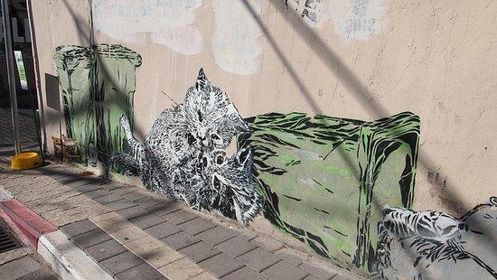 Tel Aviv Street Art Tour