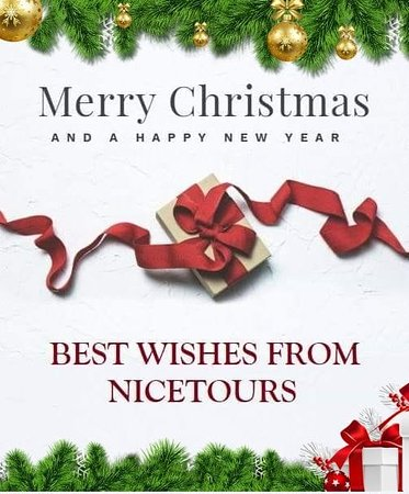 Armenia: Merry Christmas & Happy New Year Best wishes from Nicetours