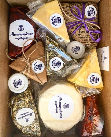 Mamontovskaya Cheese Factory