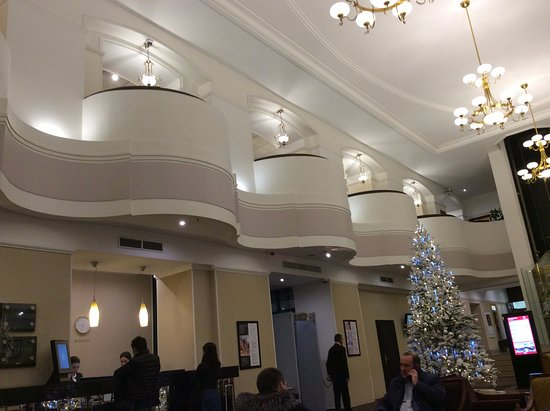 Fotografia de Moscow Marriott Tverskaya Hotel
