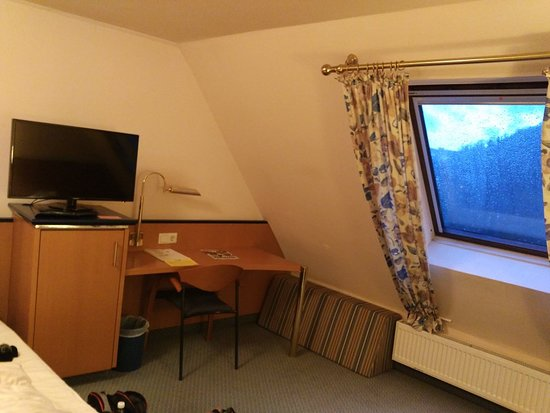 Bad Breisig, Germany: Hotel na břehu Rýna
