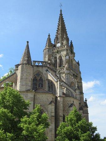 Collégiale Notre-Dame d'Uzeste