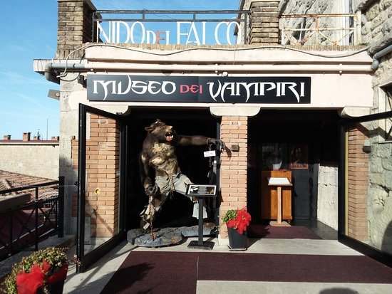 Museo Creature della Notte - Vampiri e Licantropi