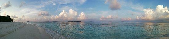 Furaveri: Панорама вечернего  моря.