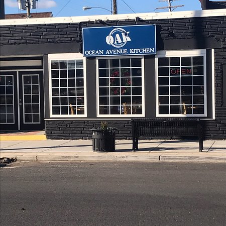 Sea Bright, NJ: OAK Ocean Avenue Kitchen