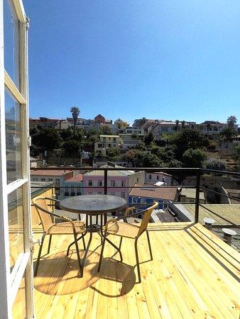 Habitacion matrimonial con terraza privada