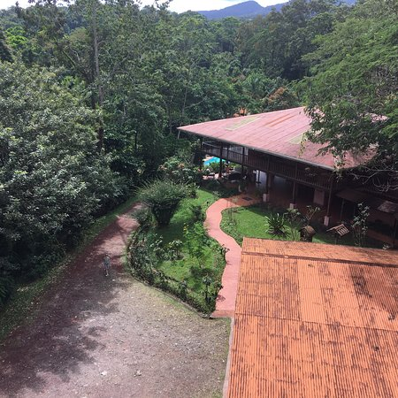 Chachagua, Costa Rica: Fantastic views from the rooms