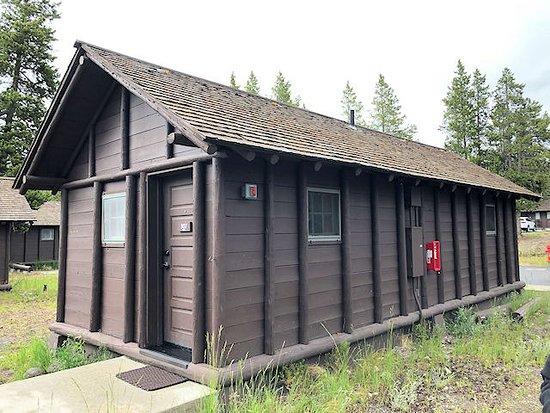 Basic cabin with no bathroom