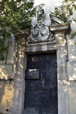 St. Nicholas' Church: Portál chrámu