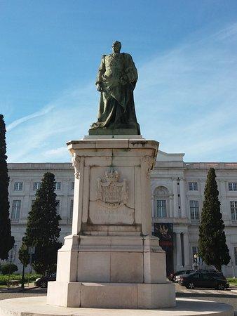 Monumento ao Rei D.Carlos I