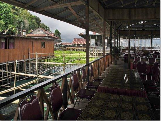 Tondano, Indonesien: Comedor