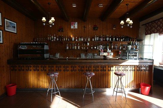 Agriturismo Malga Biancoia: Bar