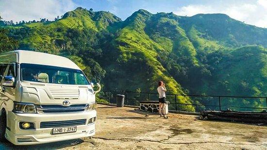 Диквелла, Шри-Ланка: Luxury Cab