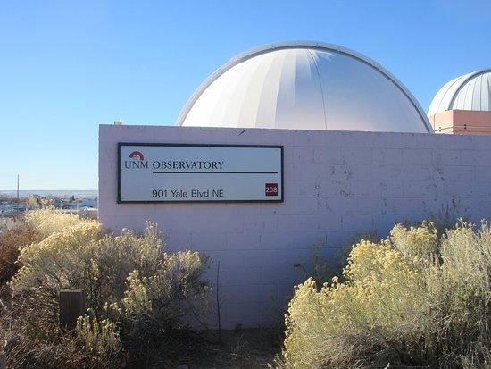 UNM Observatory
