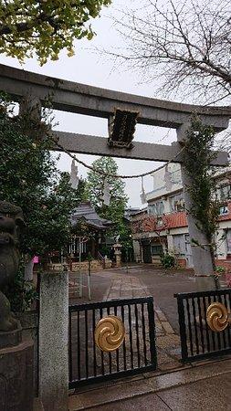 Tsukimigaoka Hachiman Shrine