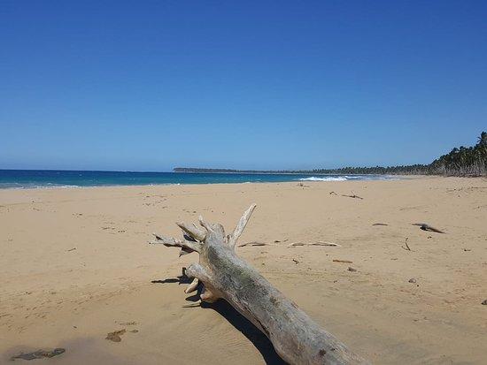 Playa Limon, Dominikanische Republik: La hermosa playa Limón