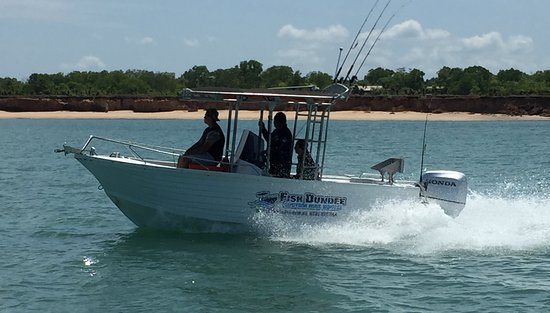 Dundee Beach Boat Hire