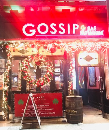 Gossip Bar NYC (New York City) - UPDATED 2019 - All You Need