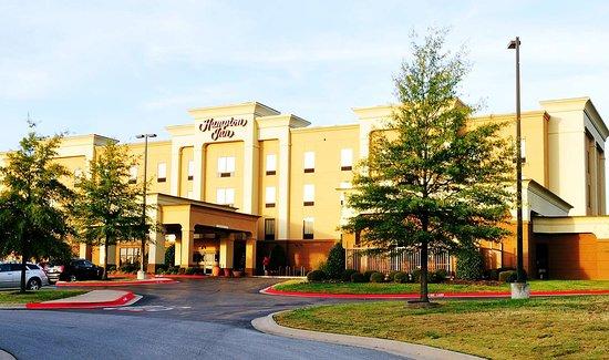 Hampton Inn Fayetteville Ar