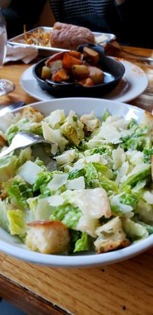 Union City, NJ: Caesar salad