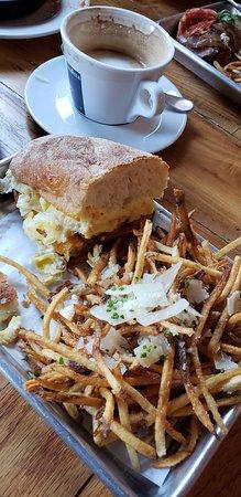 Union City, NJ: Egg Sandwich