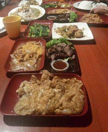 Arau, Malasia: thai food