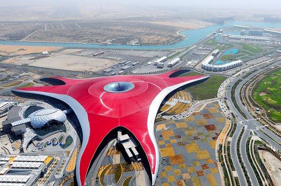 Vol en hydravion à Abou Dhabi au...