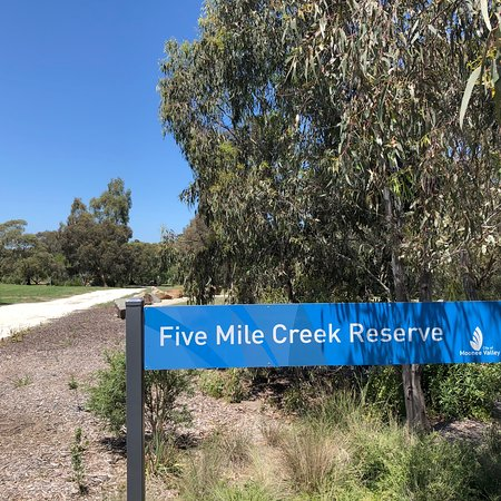 Five Mile Creek Reserve