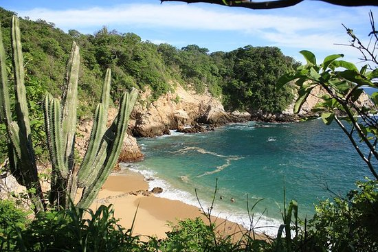 Huatulco City Sightseeing Tour with...