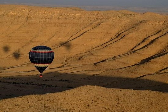 The Sky Trek varmluftsballonger flott...