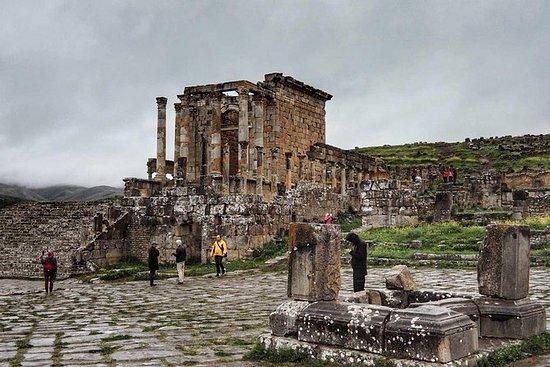 Djemila Roman Ruins Authentic Tour