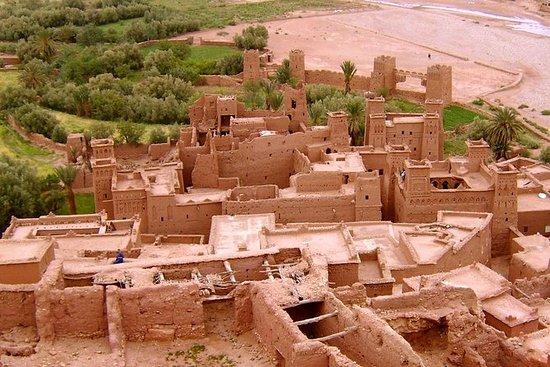 Dagstur til Ouarzazate, Atlasfjellene...