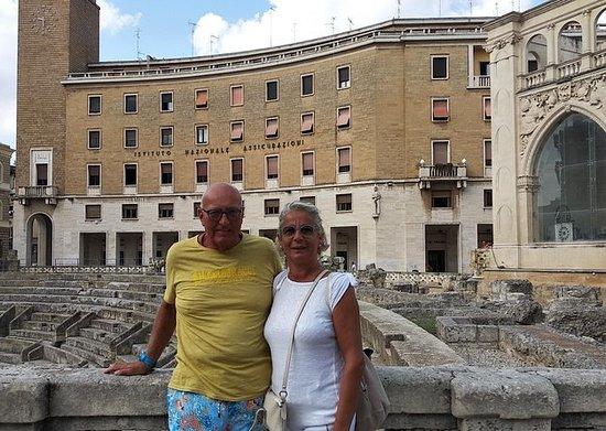 Lecce Privat vandringstur