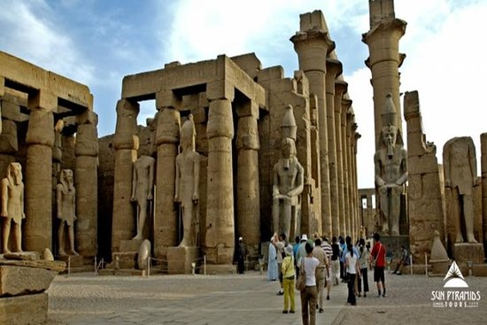 Visit Edfu, Kom Ombo Temples From...