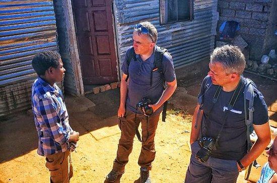 Visite du canton de Soweto, 4 heures...