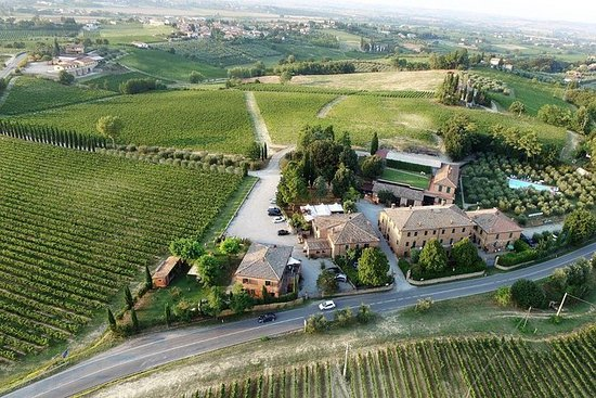 Montepulciano Noble wine tasting and