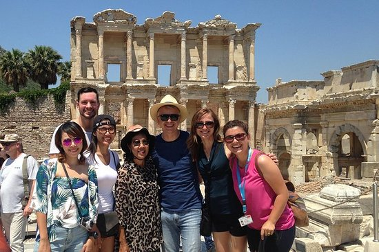 Shore Excursions: Ephesus Small-Group...