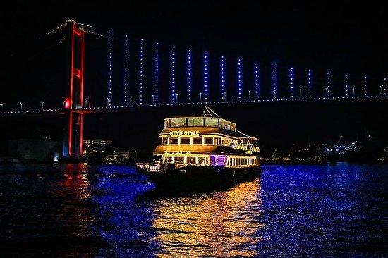 Istanbul Dîner-croisière de luxe sur...