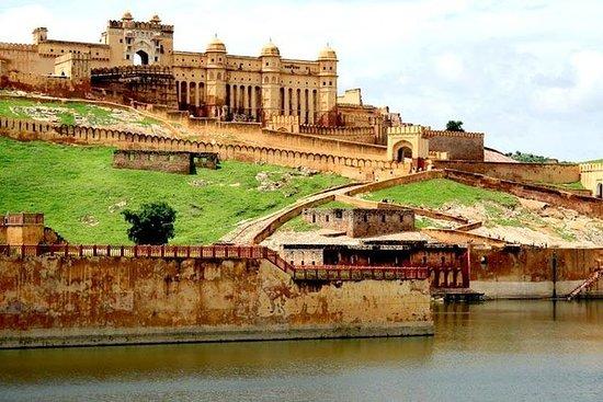 Agra to Jaipur Same Day Tour