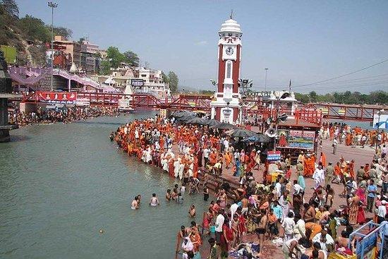 Privat dagstur til Haridwar og...