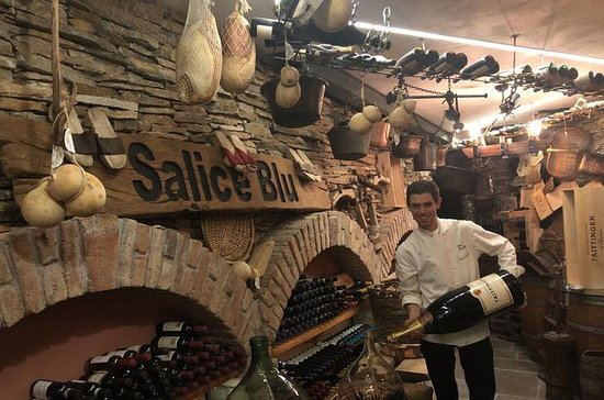 Private Vinproeverings med Chef Luigi...