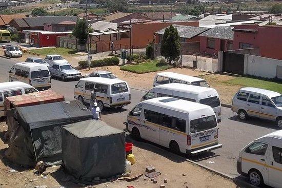 Soweto de meio dia e tour pelo museu...