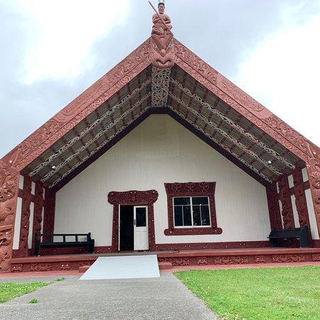 Wairoa, New Zealand: Takitimu Marae
