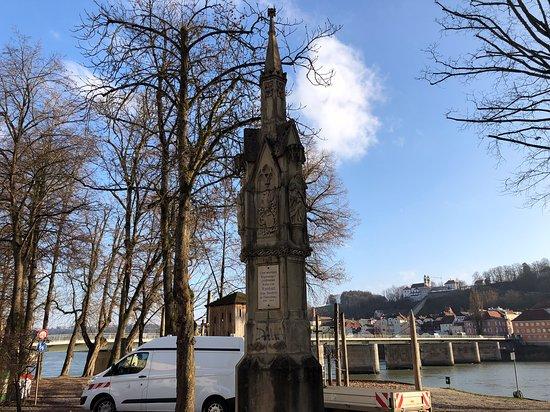 Denkmal für Ignaz von Rudhart