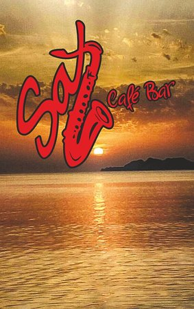 Loutraki, Grecja: Sax Cafe Bar