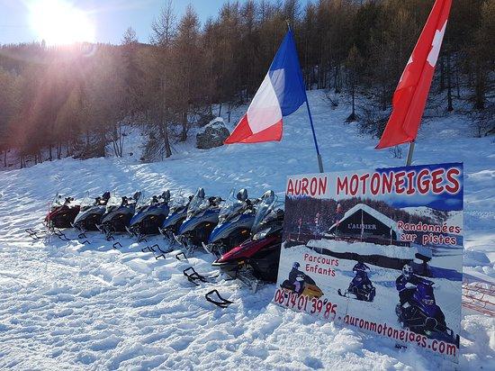 Auron Motoneiges