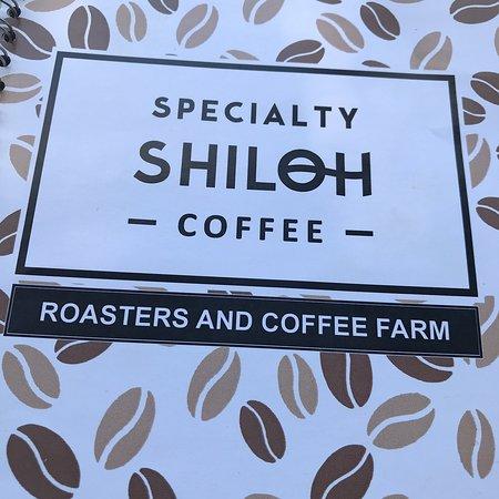 Kiepersol, South Africa: Shiloh Coffee