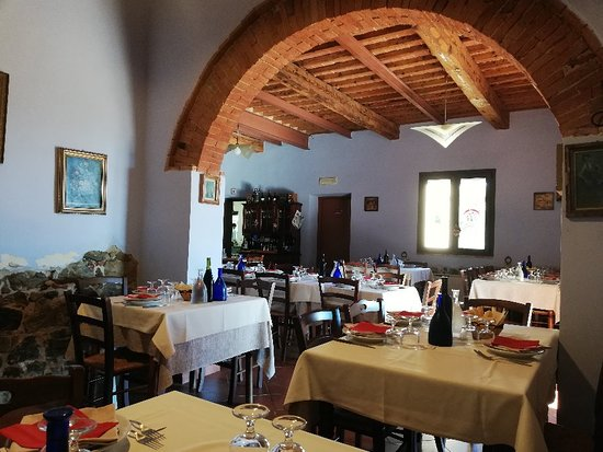 Campagnatico, Italy: Agriristoro la casalinga