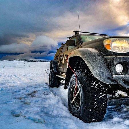 Iceland Jeep Adventure